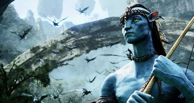 Аватар, кадр из фильма