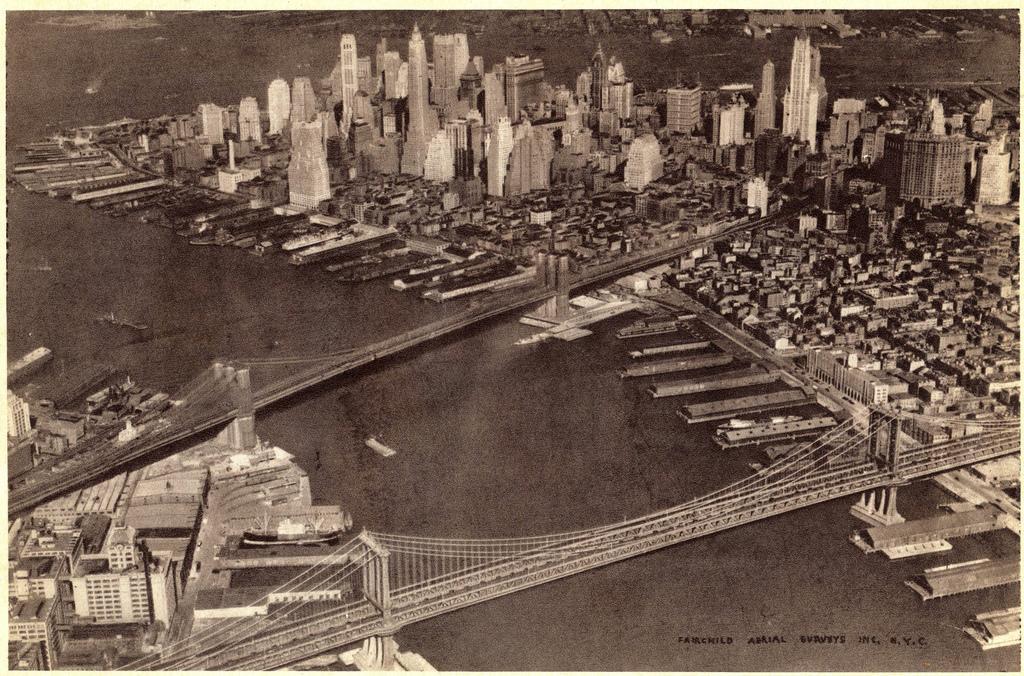 Черно-белый Нью-Йорк, Нью-Йорк фото