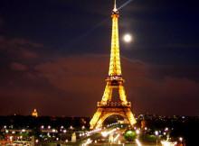 Эйфелева башня, интересные факты