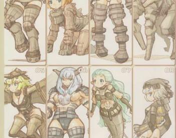 Anime devushki s ogromnymi zhopami