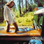 Девушки и грузовики, винтажные фото