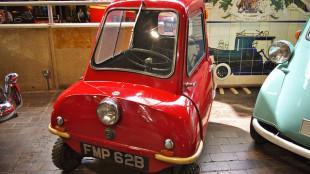 Peel P50, самый маленький автомобиль