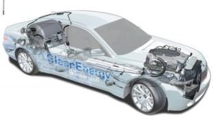 BMW Hidrogen Car 2