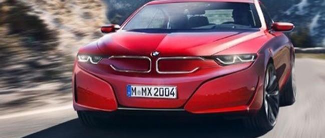BMW i5, BMW i7, фото