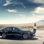 Cadillac CTS-V, самый мощный Cadillac, фото