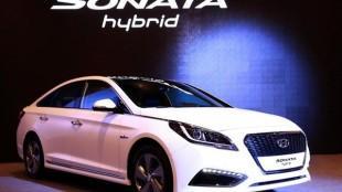 Hyundai Sonata Hybrid, Sonata Hybrid, фото