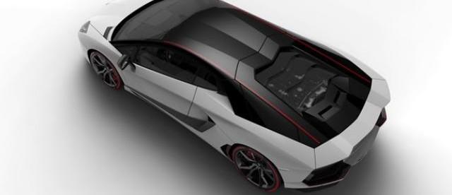 Lamborghini Aventador LP 700-4 Pirelli Edition 6