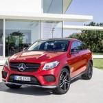 Mercedes-Benz GLE Coupe, фото
