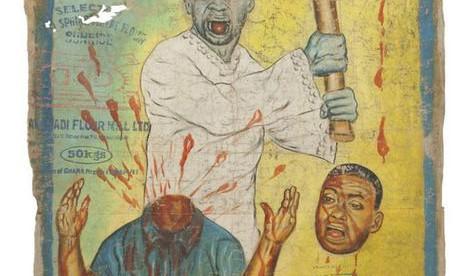 Surovyj ganskij horror 5