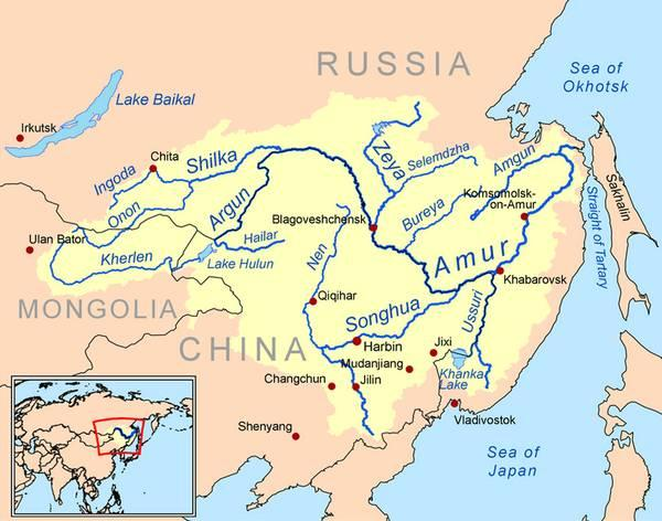 Worlds Longest Rivers 1