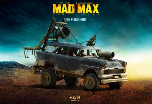 2015 Mad Max The Ploughboy